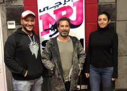 """هل يرصد فيلم """"الضيف"""" قصة حياة إبراهيم عيسى؟ هادي الباجوري يجيب"""