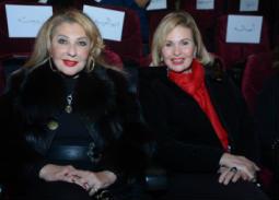 """60 صورة- نجوم الفن والإعلام في عرض خاص لمسرحية """"3 أيام في الساحل"""" لهنيدي"""