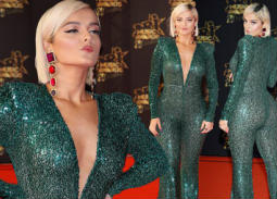 بالفيديو: بيبي ريكسا تهاجم مصممي الأزياء لعدم تصميم فستان لها بسبب وزنها الزائد