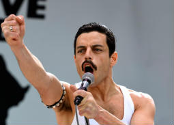 رامي مالك في Bohemian Rhapsody