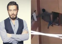 """غضب أحمد زاهر من واقعة """"طفل البلكونة"""".. هكذا علق على القبض عليها"""