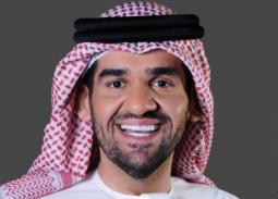 """حسين الجسمي يغني """"غالي"""" من أشعار عبد الرحمن الأبنودي"""