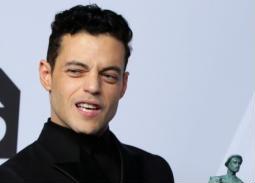 رامي مالك يفوز بجائزة أفضل ممثل عن فيلم Bohemian Rhapsody