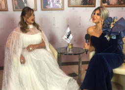 بوسي شلبي وليلى علوي