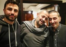 بالفيديو- زياد الرحباني وجاد شويري في زيارة خاصة لجورج وسوف