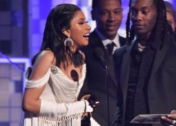 جرامي 2019 - كاردي بي أول امرأة في التاريخ تفوز بأفضل ألبوم راب