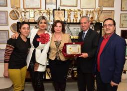 حفل توزيع جوائز استفتاء السينما المصرية