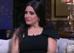 بالفيديو- ميرنا وليد: رفضت بطولات بسبب مشاهد قبلات وليس لي صورة فاضحة