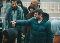 12صورة- تجهيزات واستعدادات حفل عمرو دياب بأكتوبر بعد غياب ١٢ عاما