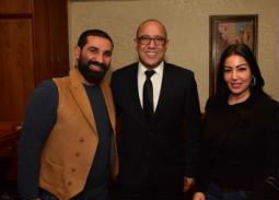 """6 صور- أحمد سعد وسمية الخشاب لأول مرة في عروض """"مسرح مصر"""""""