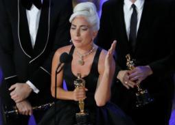 أوسكار 2019 – ليدي جاجا بعد فوزها بالأوسكار تتذكر المتنمرين عليها