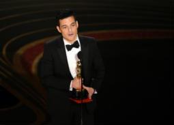 قناة صينية تحذف عبارة المثلية الجنسية من خطاب رامي مالك بالأوسكار