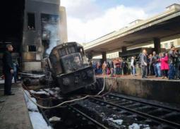 """نجوم مصر والوطن العربي يقدمون التعازي في ضحايا حادث """"محطة مصر"""""""