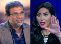 بالفيديو- هذا ما قالته وفاء عامر عن المخرج خالد يوسف