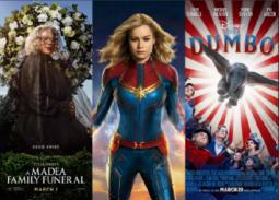"""8 أفلام مرتقبة في شهر مارس.. مغامرات """"كابتن مارفل"""" وفيلم يشبه The Fault in Our Stars"""