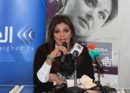 ندوة هالة صدقي بمهرجان شرم الشيخ السينمائي