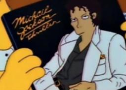 حذف حلقة مايكل جاكسون من مسلسل The Simpsons بسبب الوثائقي المثير للجدل