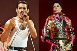بالصور- كواليس أغنية مايكل جاكسون وفريدي ميركوري التي لم تبصر النور لـ33 عاما