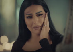 """بالفيديو- سمية الخشاب بكدمات في وجهها في """"بتستقوى"""""""