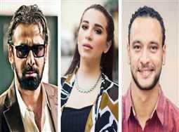 """أسما شريف منير وأحمد خالد صالح ينضمان لـ """"الفيل الأزرق 2"""""""