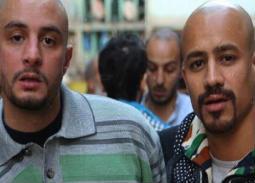 """صورة- هكذا يظهر أحمد داود وأحمد الفيشاوي في """"ولاد رزق2"""""""