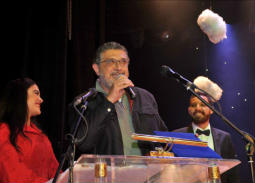 حفل افتتاح مهرجان المسرح العربي