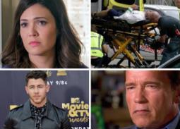 نجوم هوليوود عن قتل المصلين في نيوزيلندا: راسل كرو: قلبي يتحطم وأرنولد: أنا معكم