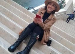 ريم البارودي ترسل لجمهورها صباحا جميلا من بيروت