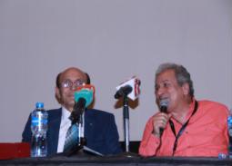 محمد صبحي من الأقصر للسينما الإفريقية: أحقد على الجيل الحالي ولهذا أقدم الكوميديا السوداء