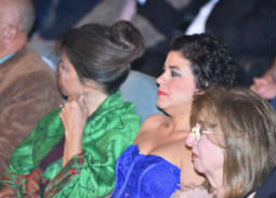 51صورة- حفل توزيع جوائز مهرجان الأقصر السينمائي بحضور محمود حميدة وآسر ياسين وبشرى
