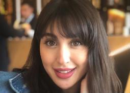 30 صورة لجيسي عبدو من طفولتها ومع أسرتها ومحمد صلاح
