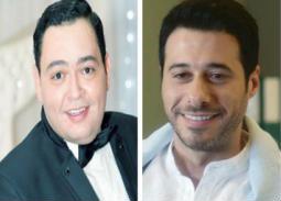 أحمد السعدني وأحمد رزق