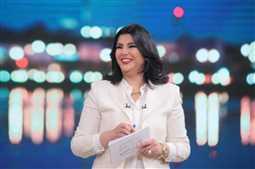 مي عمر تتحدى محمد سامي في معكم منى الشاذلي