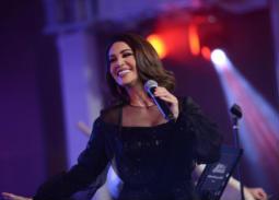 تألقت ديانا حداد في حفل غنائي ساهر في دولة الكويت