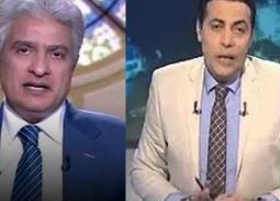 الحكم بحبس وائل الإبراشي ومحمد الغيطي في تهمة التأثير على الشهود
