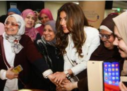 """خاص- ريهام حجاج: زيارتي لـ """"بهية"""" ساعدتني.. هذا ما رأيته"""