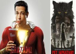 """افتتاحية """"شازام"""" تسحر شباك التذاكر الأمريكي.. أفلام الرعب تتقدم على """"كابتن مارفل"""""""