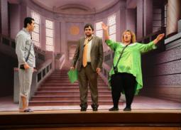 """بالصور- تعرف على تفاصيل واسم العرض الجديد لـ """"مسرح مصر"""" على MBC"""