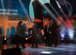 الإسماعيلية السينمائي الدولي يفتتح دورته الـ21 بنوستالجيا سمير صبري.. وعد لطلاب معهد سينما