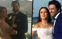6 تشابهات بين حفلي زفاف الصديقين حسن الرداد وعمرو يوسف