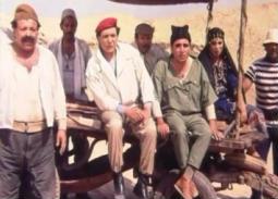 محمود الجندي وعادل إمام