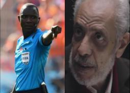 هذا ما قاله نبيل الحلفاوي عن حكم مباراة الأهلي وصن داونز