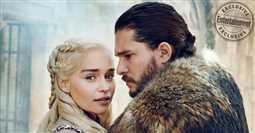 تعرف على موعد عرض أولى حلقات الموسم الأخير من  Game Of Thrones