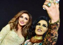 ماذا طلبت أحلام من جمهور حفل أنغام  في جدة؟