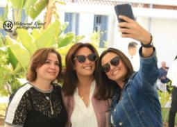 """بشرى وإلهام شاهين وهند صبري في مهرجان """"قابس سينما فن"""" بتونس"""
