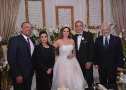 حفل زفاف الإعلامية جيهان منصور ورجل الأعمال مجدي جميل