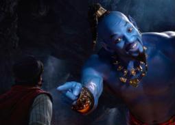 """ويل سميث يصف انتقادات """"الجني"""" في Aladdin: مضحكة للغاية"""