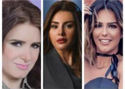 بالفيديو- هذا ما حدث مع دينا فؤاد وميرنا وليد ودنيا عبد العزيز بسبب قلة النوم.. رقص مضحك