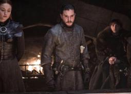تسريب صور ثالث حلقات الموسم الأخير من Game of Thrones قبل بثها بساعات