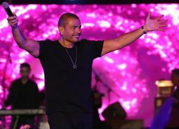 حفل عمرو دياب في الجونة